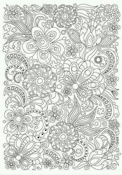 Pin Tillagd Jacqueline Bahi Zentangle