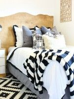 Tribal Bedroom Makeover