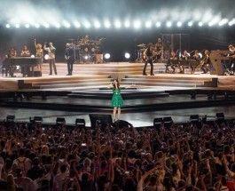 Laura Pausini vuelve al Auditorio Nacional de la Ciudad de México