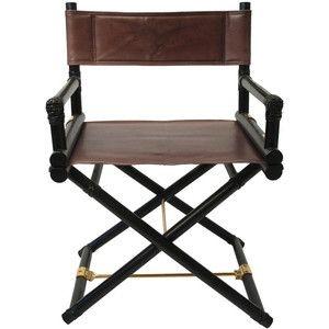 Metal Leather Director Chair   Google Search