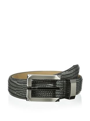 57% OFF Lejon of California Men's Pisa Belt (Black)