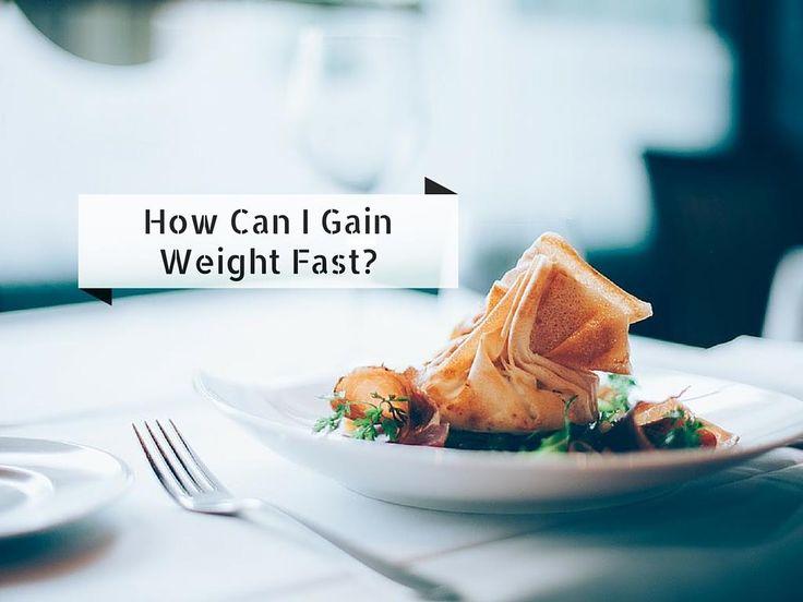 Bedste 25 Gain Vægt Hurtig ideer på Pinterest Sådan Gain-8572