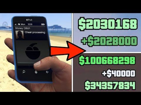 Gta5 Geld Cheats