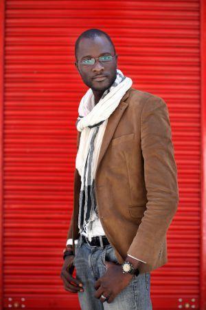"""""""El periodismo ciudadano por sí solo no es nada"""" El bloguero fue determinante en las elecciones de Senegal"""