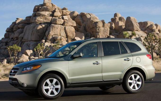 Santa Fe Hyundai models - http://autotras.com
