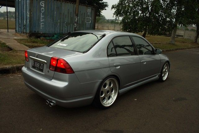 Honda Civic ES Modified | Honda Civic 2005 Vti
