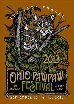 Ohio Pawpaw Festival A Pawpaw Is A Native American Fruit
