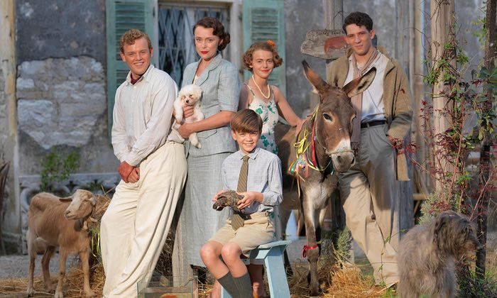 The Durrells of Corfu by Michael Haag review – family, animals and a money-spinner   Books   The Guardian
