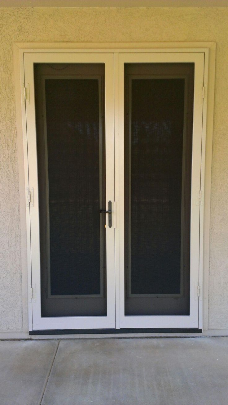 Best 25+ Security storm doors ideas on Pinterest | Front door with ...