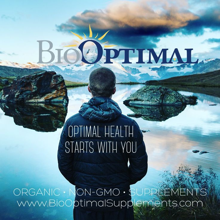 All of us want to be healthy but good health starts with our choices.  Eating right, workingout and living a low stress lifestyle supplemented with quality nutritional supplements. You eat organic why not supplement your diet with organic non-gmo supplements that are scientifically proven to benefit your health. LIVE OPTIMAL!  www.biooptimalsupplements.com