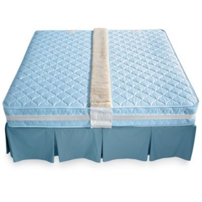 Create-A-King-convert twin beds to king size bed-mattress combiner