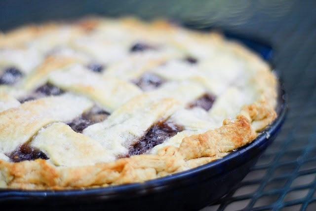 flakey scratch pie crust
