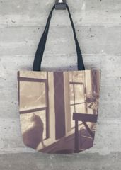 VIDA Tote Bag - Suburban sunrise by VIDA cQxwi2