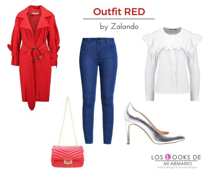 Look Rojo Horoscopo 2017 Zalando y Esperanza Gracia #hosroscopo #cancer #2017 #lookrojo #outfit #moda #fashion #zalando #loslooksdemiarmario #signosdelzodiaco #tallagrande #curvywomen