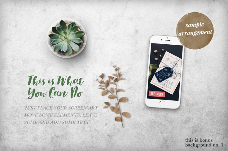 iPad & iPhone on Marble Mockup by Hype Your Prints on @creativemarket