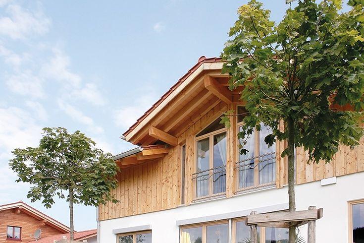 Holzhaus im Allgäu – Lerchenmüller Holzbau GmbH