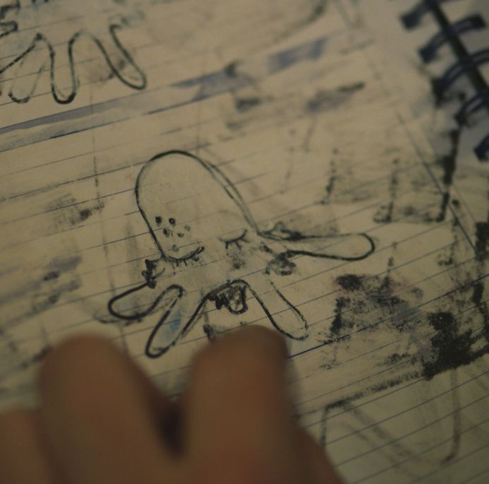 """A picture of an octopus will never be the same again. """"Short Term 12"""" (2013)"""