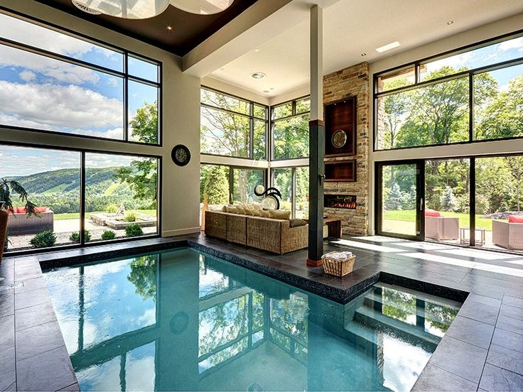 82 best Indoor Swimming Pool images on Pinterest Indoor pools