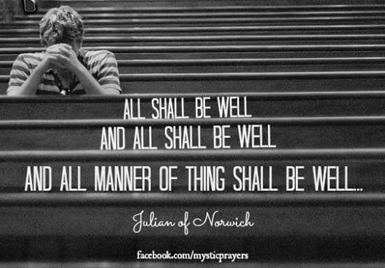 Julian of Norwich All shall be well