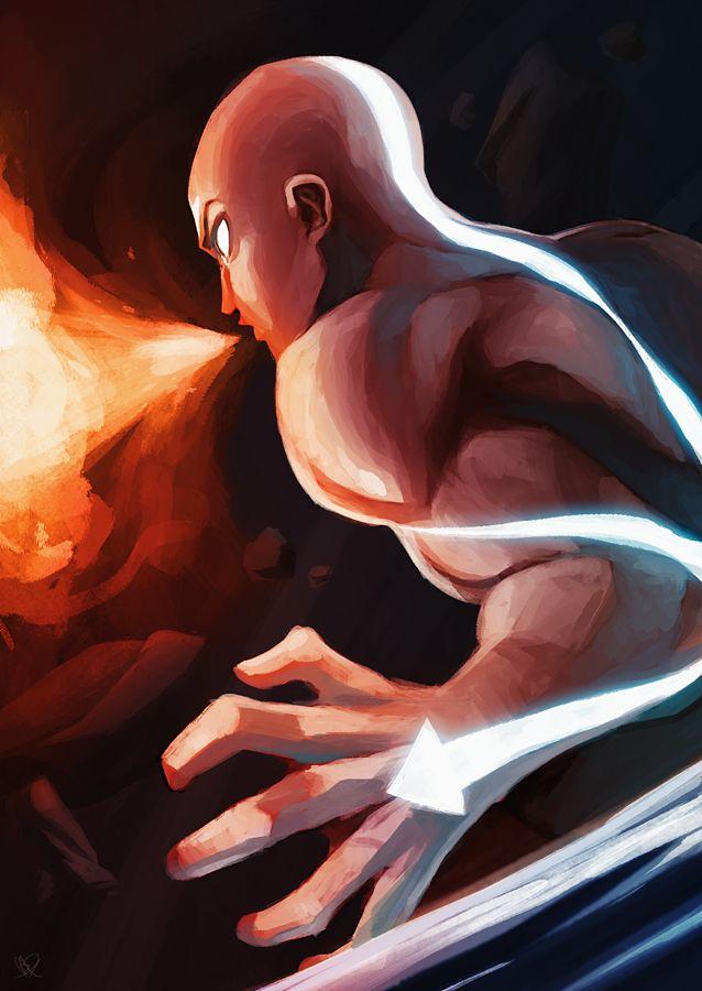 "Charles Tan (thefenrir) - ""Avatar Aang"""