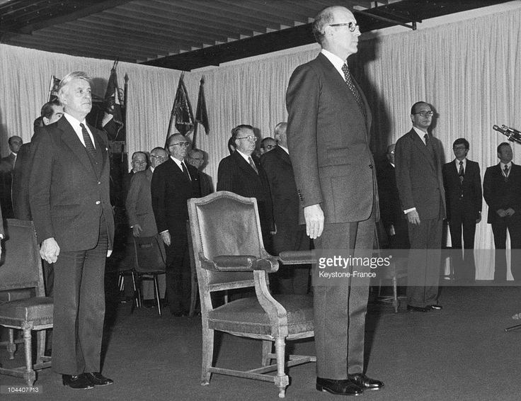 Photo d'actualité : In Paris the Minister of Employment President...