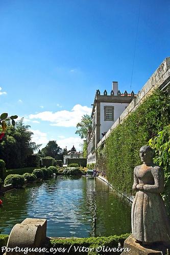 Casa da Ínsua - Penalva do Castelo - Portugal