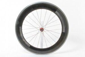 2009 Zipp 808 Clincher Rear Wheel