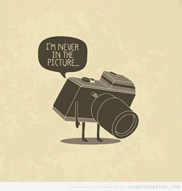 nunca salgo en la foto... im never in the picture