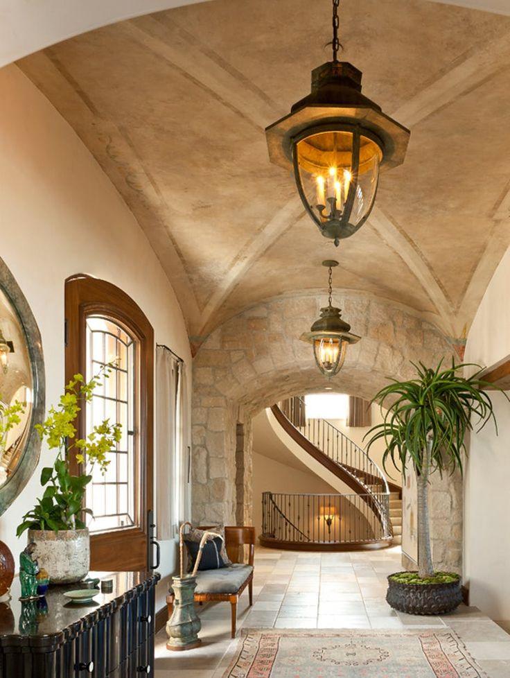 Beautiful Light Fixtures Foyer Entry
