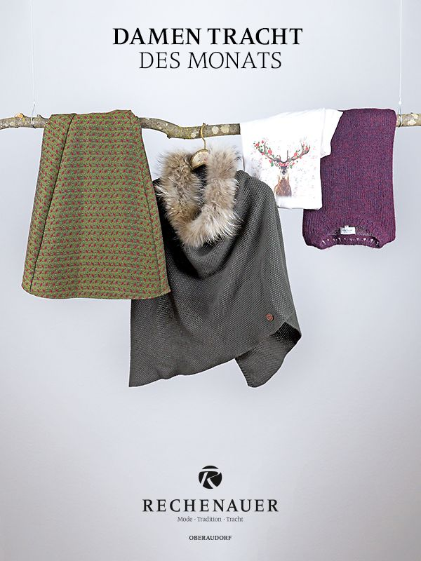 Damen Tracht des Monats by Rechenauer. Mehr Inspirationen unter www.rechenauer.de oder bei uns in Oberaudorf.  #rock #trachtenrock #shirt #t-shirt #pullover #poncho #stylish #fashionista #rechenauer #oberaudorf #lookinggood #potd #fotd #ootd #damenmode #mode #winter #winter2017 #wintermode #outfit #garderobe #trend #wintertrends #trachtentrend #boarisch #gwand