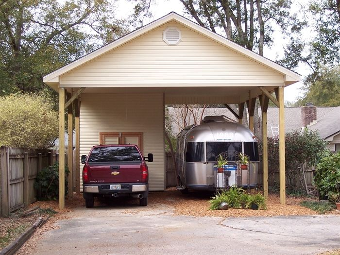 Best 25 rv carports ideas on pinterest rv shelter rv for Garage carport design ideas