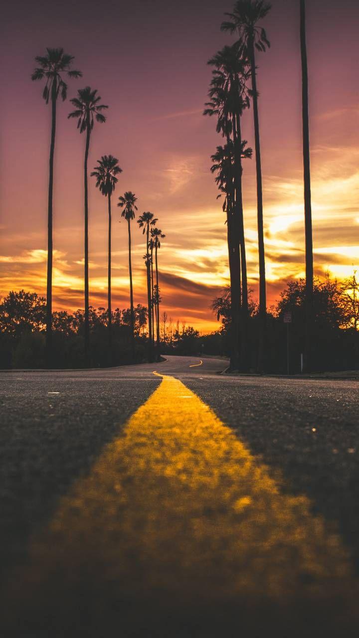 California sunset wallpaper by ashhanti - C7GUV7BORIZKE