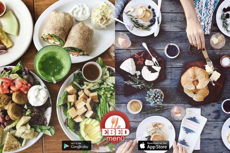 Hihetetlen gyorsan telnek a napok...szerencsére még két ebédszünet hátravan a héten! Mi nagyon várjuk, és ti? #ebedmenu #gasztro #app #konyha
