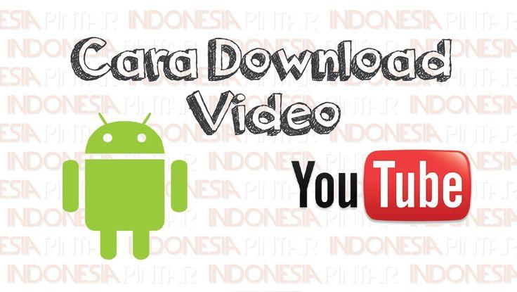 Cara download video Youtube di hp Android #video #youtube #indonesia #indonesiapintar #android #download #smartphone #tubemate