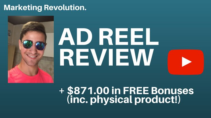 Ad Reel Review