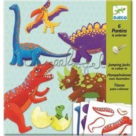 Djeco Dino Trekfiguurtjes