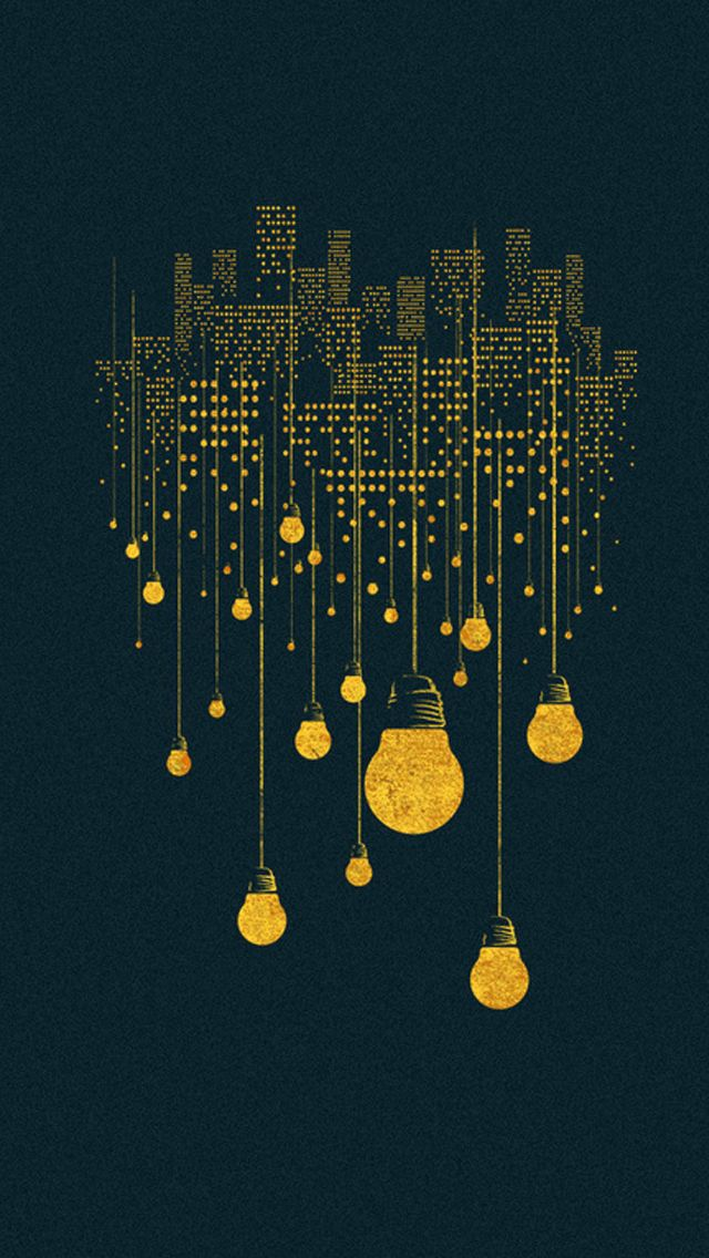 Lighting City #iPhone 5s #Wallpaper | Welcome to download more: http://www.ilikewallpaper.net/iphone-5-wallpaper/.