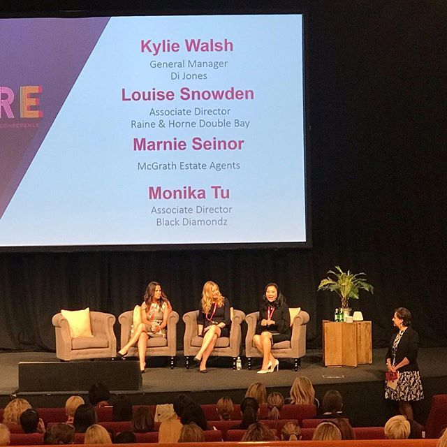 Thanks to everyone I spoke to yesterday at WIRE and to the Real Estate Institute of NSW for holding the event. A fantastic inspiring day with my team and many powerful women in attendance.    #marnieseinor #reinsw #realestate #womeninrealestate #womeninbusiness #sydneyrea #sydneyrealestate #sydneyrealestateagents #sydneyproperty #sydneypropertyagents