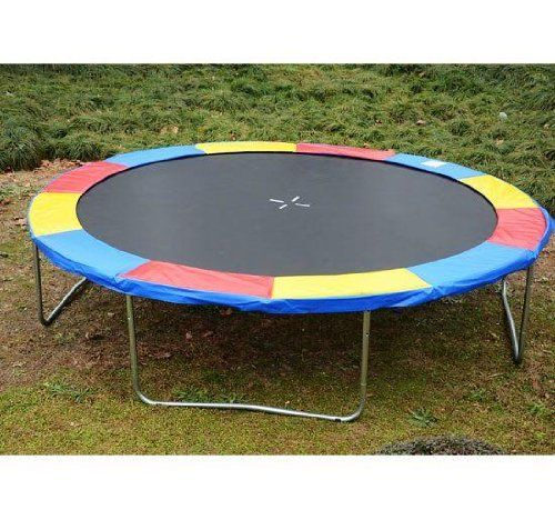15` Trampoline Safety Pad / Spring Cover - Multi Color for only $39.97 You save: $30.02 (43%)
