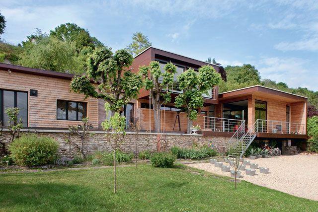 24 best maison design images on Pinterest Modern homes