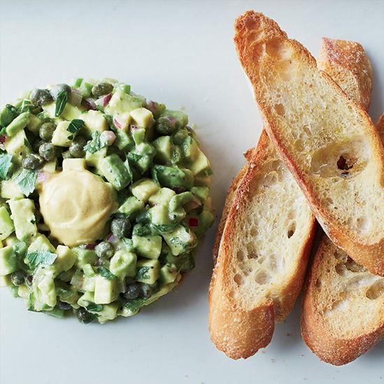 Avocado Tartare | Food