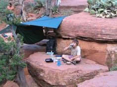 The most practical and complete how-to guide for hammock camping