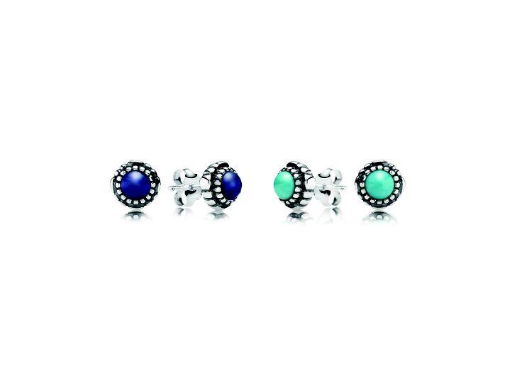 #PANDORA birthstone stud earrings RRP $59 each