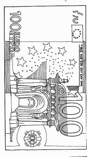Briefgeld Kleurplaat Matek Pinterest Esl Printables And Math