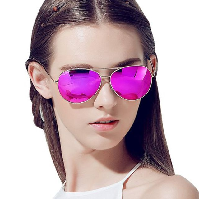Classic  Polarized Sunglasses Women Men Drivering Mirror Eyewear 2016NEW Pilot Sun Glasses Women Men Brand Designer UV400