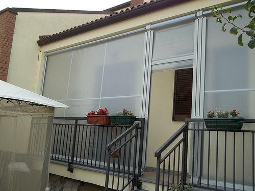 Tenda veranda invernale con tessuto vinitex antingiallimento (3)