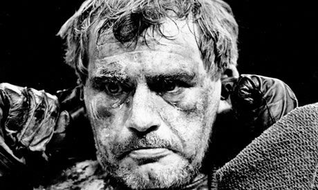 Brian Cox in Titus Andronicus
