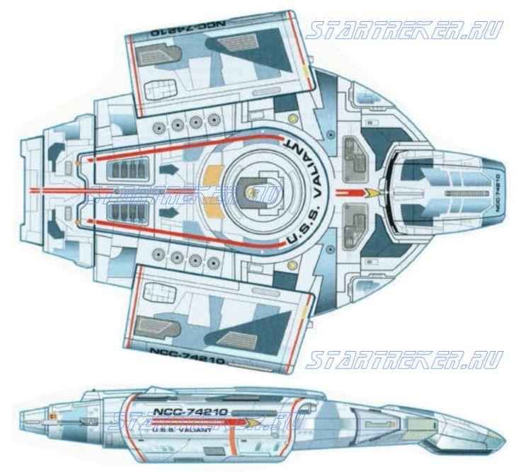 Класс Сурак научный крейсер (Surak class science cruiser)