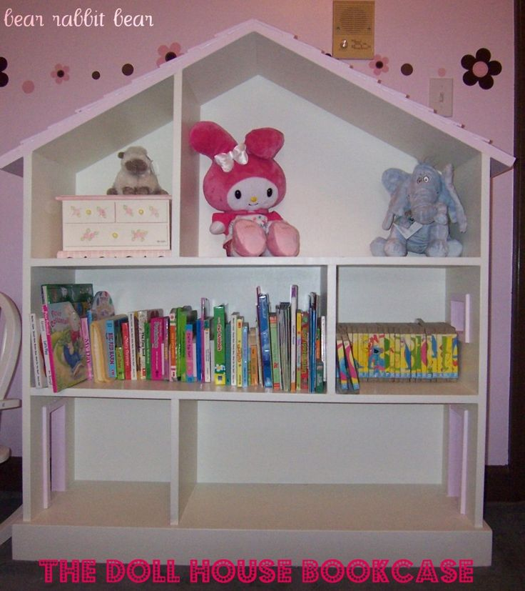1000 ideas about dollhouse bookcase on pinterest doll. Black Bedroom Furniture Sets. Home Design Ideas