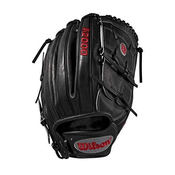 Wilson A2000 B125 12 Pitcher S Baseball Glove Right Hand Throw Baseball Glove Softball Gloves Baseball Catchers Gear